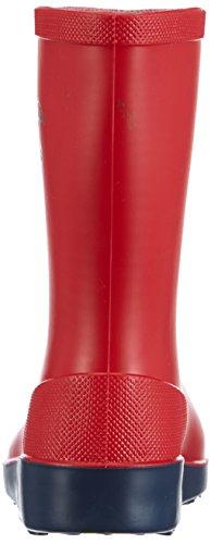 Dunlop Kinder Gummistiefel Acifort Mini Rot 26, Bottes Mixte enfant Rouge (rot(rood) 03)