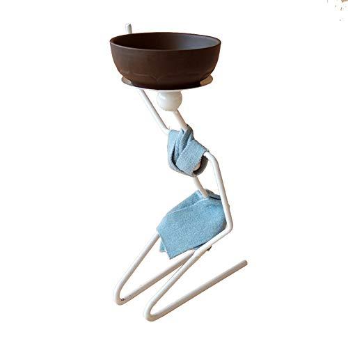 Vi.yo wall mount per tealight tealight creativo porta candele da parete in metallo stile 12
