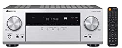 Pionner VSX-934 Receiver (7x160 Watt, Dolby Atmos, DTS:X, Dolby Atmos Height Virtualizer, Sonos, Zone 2, AirPlay 2, Bluetooth, USB) Silber