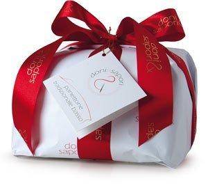 Doni & Sapori - Traditionell Panettone Italienischer Weihnachtskuchen - 1 Kg
