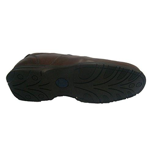 Winter-Schuhsohlengummi Clayan braun Braun