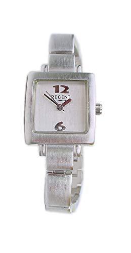 Regent 2700 Montre analogique à Quartz pour Femme avec Bracelet en métal