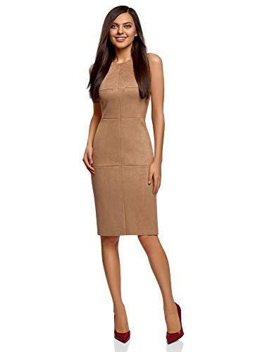 558289a3c8d8bf Kleid Beige günstig online kaufen | dameKleid.de