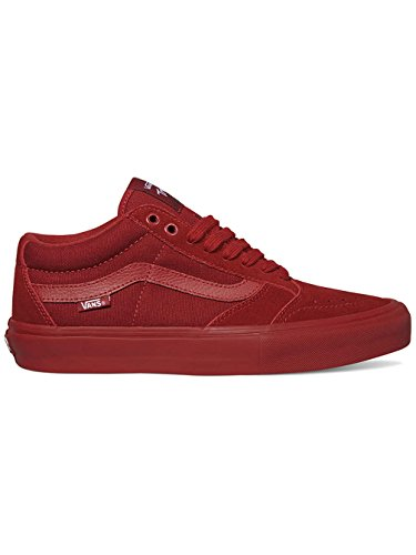 Vans TNT SG Fall Winter 2016 Red dahlia