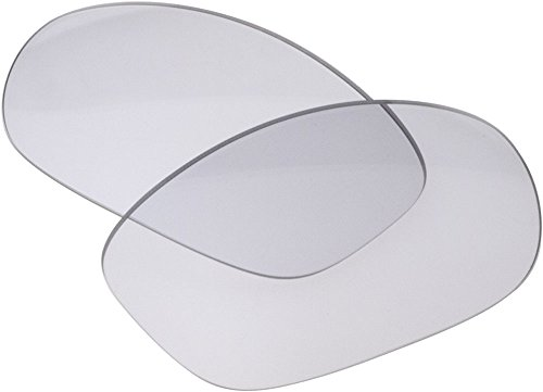 Zero Ersatzgläser für Oakley Pit Bull Sonnenbrille klar grau photochrome