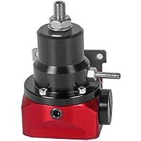 Ahomi - Regulador universal de presión de combustible inyectado ajustable