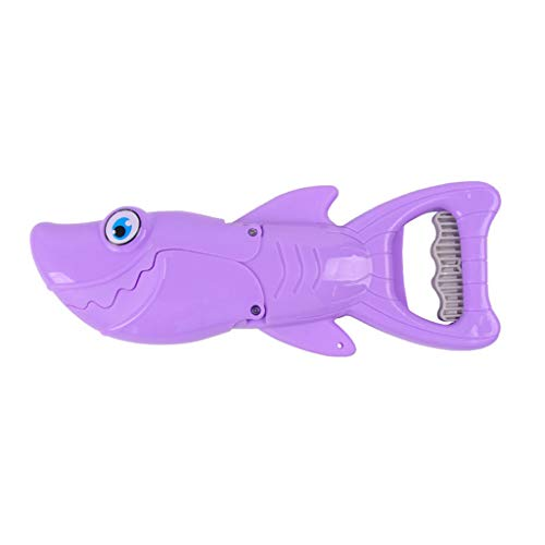 TianranRT Pädagogisches Kinderspielzeug,Shark Grabber Bath Toy Für Jungen Und Mädchen Blue Shark Mit Zähnen Für Kinder,Bunt -
