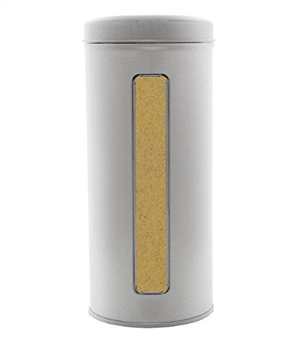 Lecithin, Reinlecithin - Pulver, Sonnenblumenlecithin aus deutscher Produktion. Emulgator E322. Gastro - Dose 350g.