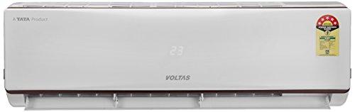 Voltas 185JY  Split AC (1.5 Ton, 5 Star Rating, White)