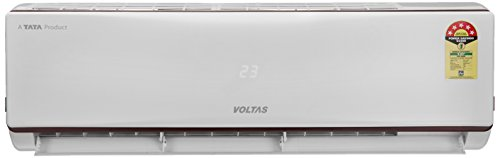 Voltas 1.5 Ton 5 Star Split AC (185JY, White)