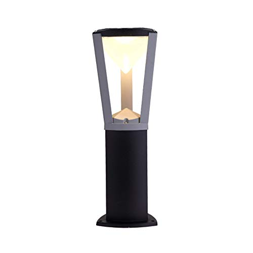hten, Outdoor-Landschaftsbeleuchtung Wasserdicht Pathway Lights Flag Light, 24W Warmweiß für Auffahrt, Hof, Rasen, Terrasse, Schwimmbad ()