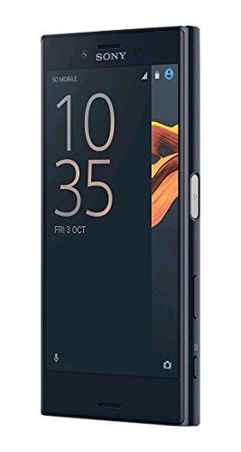 Sony Xperia X Compact Smartphone, 4G, Nero [Versione Ufficiale Italia]