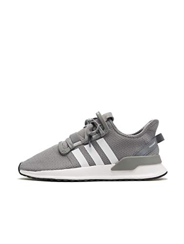adidas Herren U_Path Run Sneaker Grau (Grey/Footwear White/Core Black 0) 44 2/3 EU