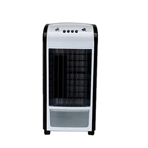 TAOtTAO 4 in 1 Luftkühler Lufterfrischer Manuelle Mechanische Fan Luftbefeuchter (Grün)