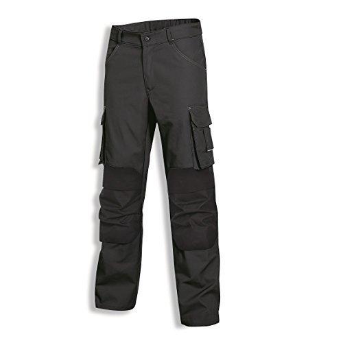Uvex Arbeitshose perfekt workwear Cargohose; viele Taschen; Farbe: anthrazit; Größe 50