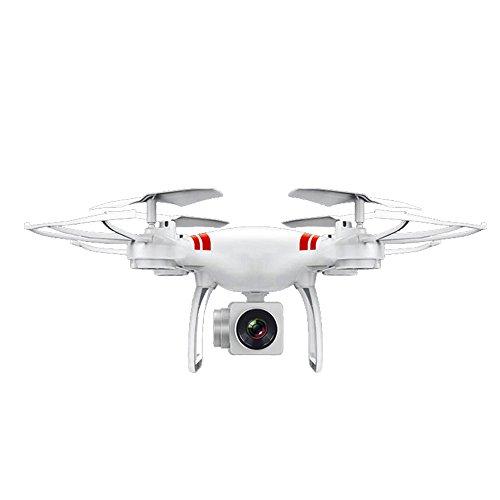 Haihuic Drone con Control Remoto Mejorado KY101 con transmisión en Tiempo Real de la cámara HD 1080P, Retorno de una tecla, dron con Control de altitud y Modo sin Cabeza para Adultos