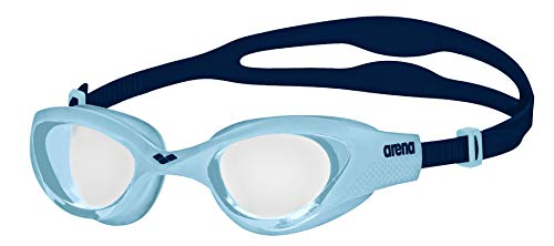 ARES5 Arena Kinder Schwimmbrille The One Junior Clear-Cyan-Blue Size