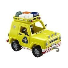 Fireman Sam Push Along Vehicle: Mountain Rescue 4x4