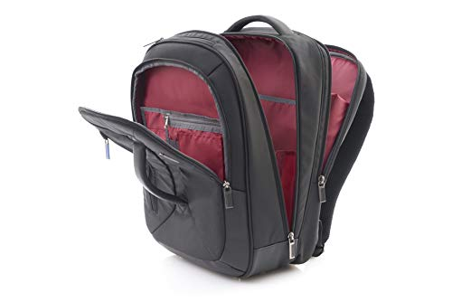American Tourister Essex 25 Ltrs Black Laptop Backpack (AS4 (0) 09 004) Image 4