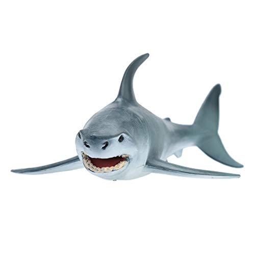 Gaddrt Spielzeug Simulation Shark Toy Figur Toy Kids Früherziehung Spiel Spielzeug Dekoration