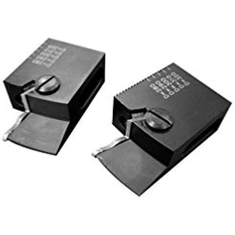 forézienne–Cartucho contre-profils ép. 30mm para Po. multi-tenon frai0658(se Monte par juego de 2)–mfls–frai0659