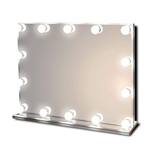 Star Vision Espejo Maquillaje Iluminado Luces LED