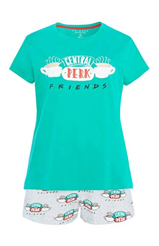 8c6aed6e8 -:Disney:- Licensed_Primark Friends Tv Series Central Perk T-Shirt & Shorts