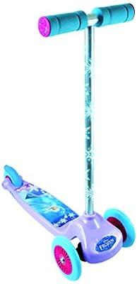 Frozen Disney Ruedas con manillar flexible Volante por DARPEJE