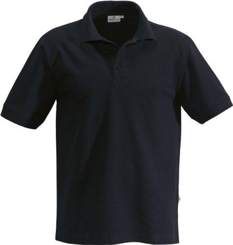 "HAKRO Polo-Shirt ""Classic"" - 810 - schwarz - Größe: XL (Größentabelle Polo)"