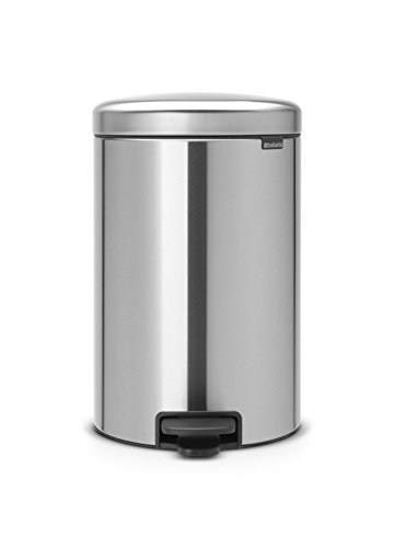 Brabantia Pedal Bin newIcon with Plastic Inner Bucket, for sale  Delivered anywhere in UK