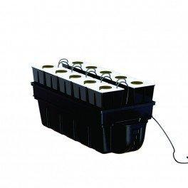 Système aéroponique AeroStar 10 pots avec MJ 1000 - Platinium