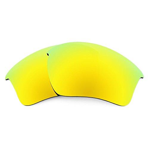 Revant Revant Ersatzlinsen für Oakley Half Jacket 2.0 XL Bolt Gold MirrorShield®