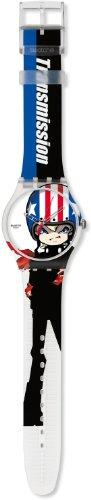 Swatch Jungen-Uhren Transmission SUOZ109 - 2