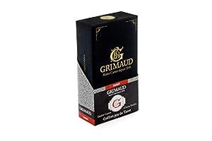 Grimaud Expert-coffret Tarjetas de Tarot, 130007958, Negro