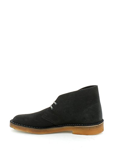 Clarks Originals Desert Boot, Stivali Uomo Dark Grey