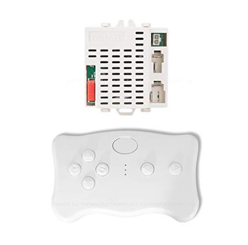 2.4G Bluetooth Fernbedienung und Steuerung für Kinder Elektrofahrzeug, 12v empfänger Platine Hauptplatine für Elektro Kinderauto Elektrische Spielzeug