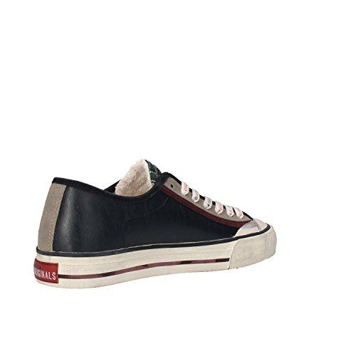 D.A.T.E. , Damen Sneaker Blau