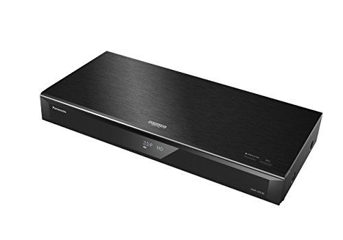 Panasonic DMR-UBC90EGK Enregistreur Blu-ray UHD (Disque dur 2To, Disque Blu-ray 4K, Réception câble UHD TV, 3x DVB-C/ DVB-T2 HD Tuner)