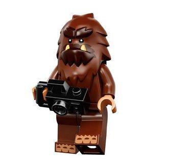 Lego Series 14 Minifigures 71010 Square Foot Big Foot Figur 15