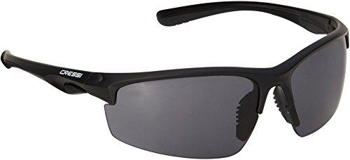Cressi Oahu / Rocky Premium Sportbrille - Polarisiert, Entspiegelt mit 100% UV-Schutz