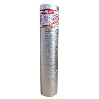 Airtec 1500mm x 25m x 3.7mm Double Multi-Layer Bubble Film Insulation