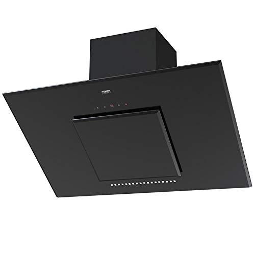 KRONA STEEL LINA 900 Black Plasma/Kopffreie Dunstabzugshaube mit