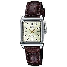 99a918b049a2 Casio Reloj con Movimiento Cuarzo japonés Woman Ltp-V007L-9E 22.0 mm