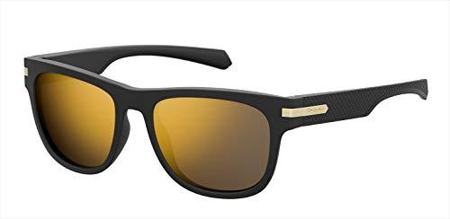 Polaroid Eyewear PLD 2065/S Montures de Lunettes, Jaune (Blck Gold), 54 Femme