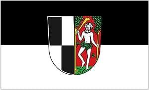 FahnenMax drapeau naila drapeaux 90 x 150 cm