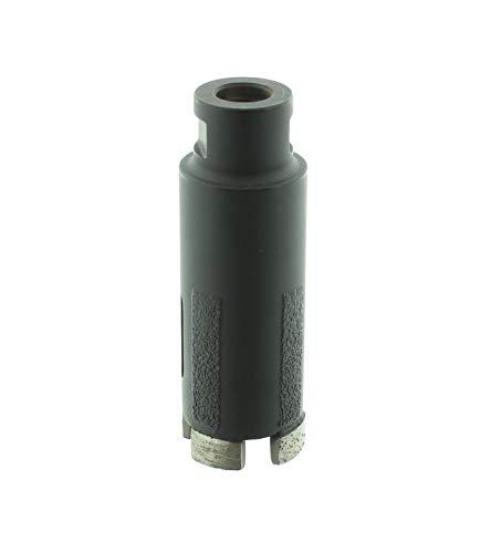 Diamant-Trockenbohrkrone Mauerwerksbohrkrone Beton-Bohrkrone Granit-Bohrkrone Winkelschleifer M14 Aufnahme 35mm / NL 80mm