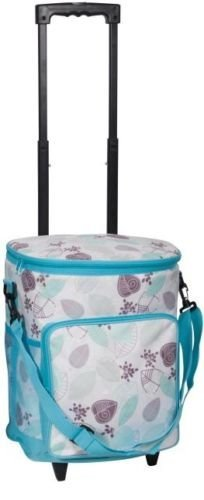 coast-blue-design-large-wheeled-insulated-trolley-picnic-cooler-cool-bag-woodland