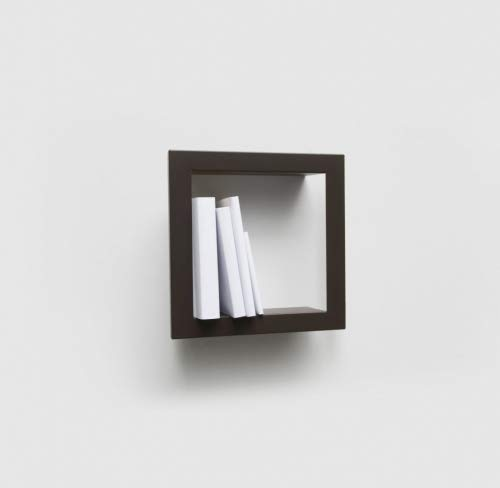 Presse Citron – Stick Étagère Murale Moderne étagère Design Marron