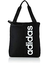adidas DM6160 Bolsa de Tela y de Playa, Mujer, (Negro/Blanco), 15x24x45 cm (W x H x L)