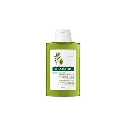 Klorane Champú Extracto Esencial Olivo Cabello Con